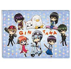 Gintama - Clear File Storage Folder Part.2 Chibi Chara