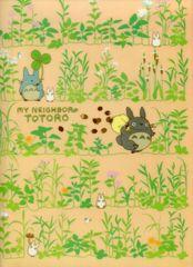 My Neighbor Totoro 8-pocket File: Flowers & Grass