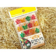 Japanese-style Color Food Pick (Pack of 2)