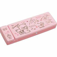 San-x Rilakkuma Pen pouch (Pink)