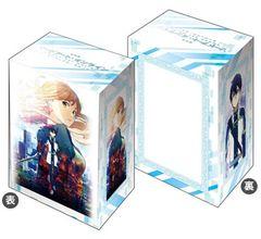 Sword Art Online Ordinal Scale P2 Anime Character Card Deck Box Case Holder V182
