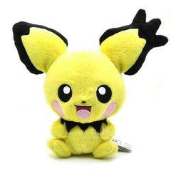 """Pokemon Pichu 7.5"""" Plush"""