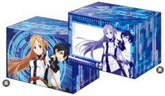 Sword Art Online Ordinal Scale Kirito Asuna Character Card Deck Box Case Holder