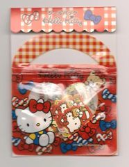 Sanrio Hello Kitty Suitcase Sticker - Hello Kitty
