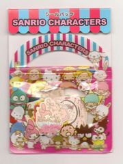 Sanrio Hello Kitty Suitcase Sticker - Sanrio Characters