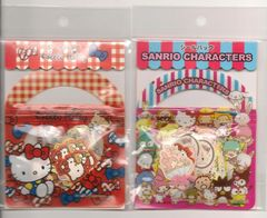 Sanrio Hello Kitty Suitcase Sticker - 2 Packs (Set)