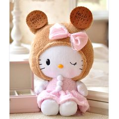 HELLO KITTY COOKIE BISCUIT SMILES SERIES PLUSH