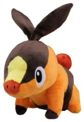 "12"" Pokemon Pokabu / Tepig Plush"