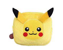 pokemon Multi-pouch pikachu yellow PM-2081