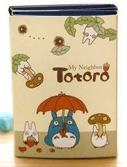 My Neighbor Totoro Sticky Memo Note Pad - (Blue)