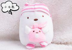 "5"" San-X Sumikko Gurashi plush (Polar Bear)"