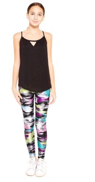 6e6549827f0f9 Zara Terez Multi Camo Legging | Applike Couture