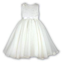 Sarah Louise Ivory Dress
