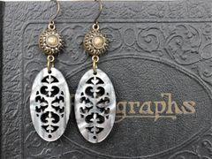 JENNE - Filigree Earrings