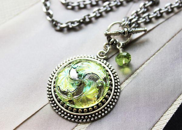 KYLIE - Czech Glass Necklace
