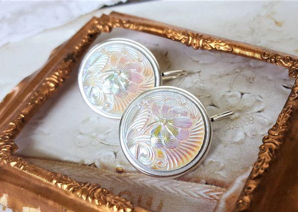 HANNAH - Czech Glass Earrings