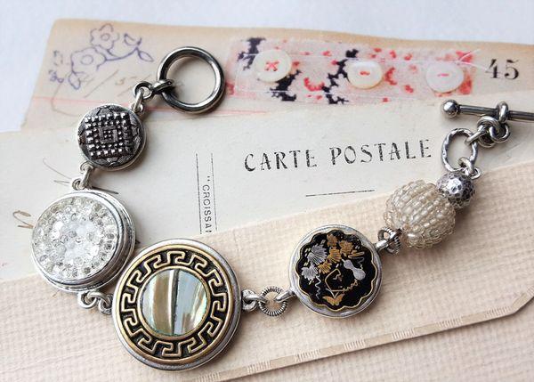 JULI - Button Charm Bracelet