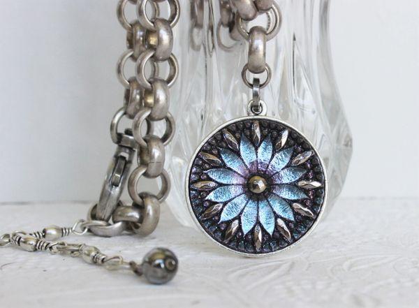 REYES - Czech Glass Necklace