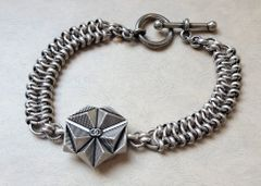 GEO - Chanel Button Bracelet