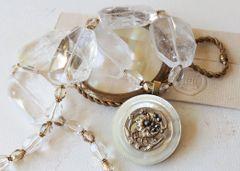 RACHE - Rock Crystal Necklace