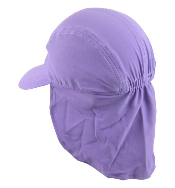 1e429a08dd67c Baby Girls Ozcoz UV UPF 50+ Sun Protection Swim Hat Legionnaire Pink 1 to 2  Years
