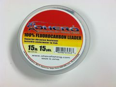 OHERO PREMIUM FLUOROCARBON LEADER FISHING LINE 15 yards
