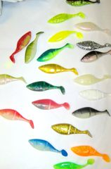 Fish On Lures - S.S. Minnow Lure - EXCELLENT BAIT!!!