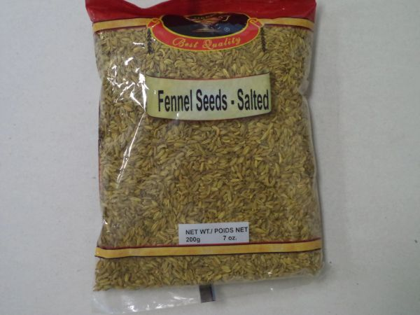 Fennel Seeds Salted Deep 200 g