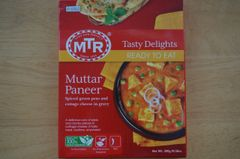 Muttar Paneer, MTR, 300 G