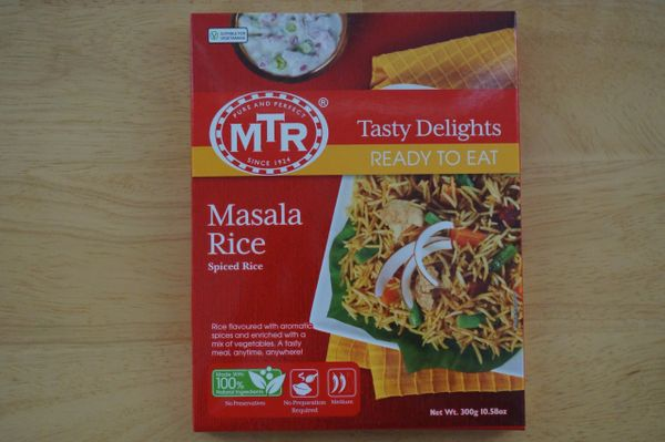 Masala Rice, MTR, 250G