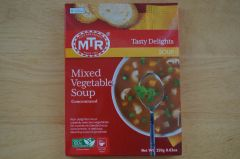 Mixed Vegetable Soup, MTR, 250 G