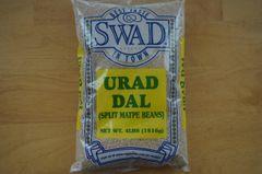 Urad Dal (Split Matpe Beans), Swad, 4 Lb