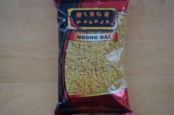 Moong Dal, MM, Deep, 12 Oz