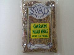 Garam Masala Whole Swad 400 g