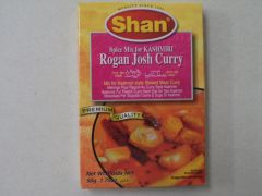 Rogan Josh Curry Shan 50 g