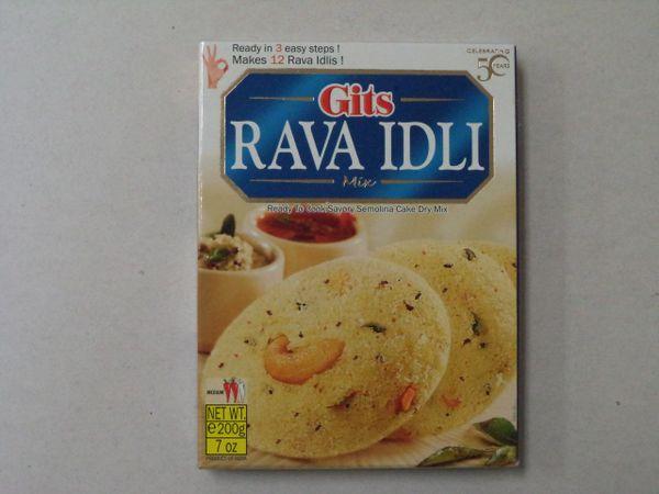 Rava Idli Mix Gits 200 g