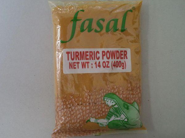 Turmeric Powder Fasal 400 g