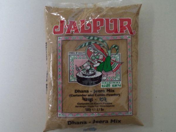 Dhana Jeera Mix (Coriander & Cumin Powder ) Fasal 500 g