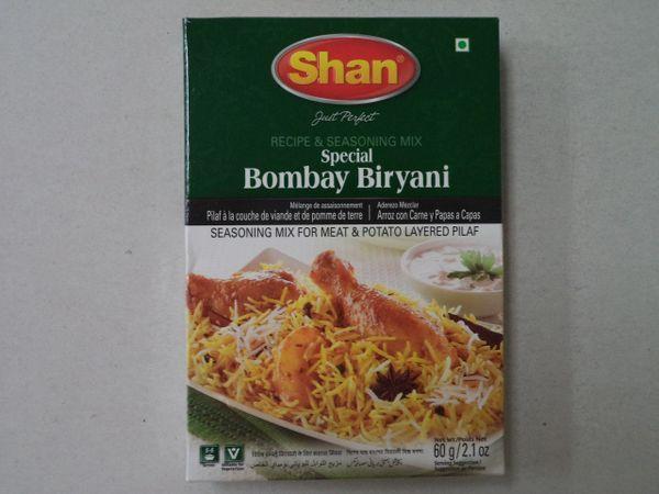 Special Bombay Biryani Shan 60 g