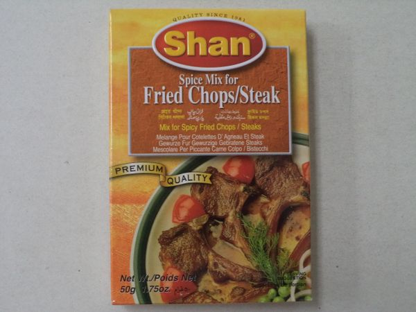 Fried Chop / Steak Shan 50 g