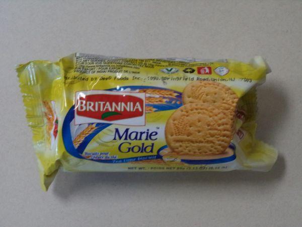 Marie Gold Biscuits Britannia 89 g