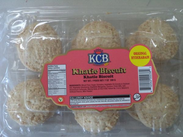Khatie Biscuits KCB 200 g