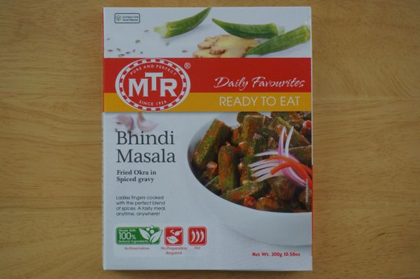 Bhindi Masala, MTR, 300G