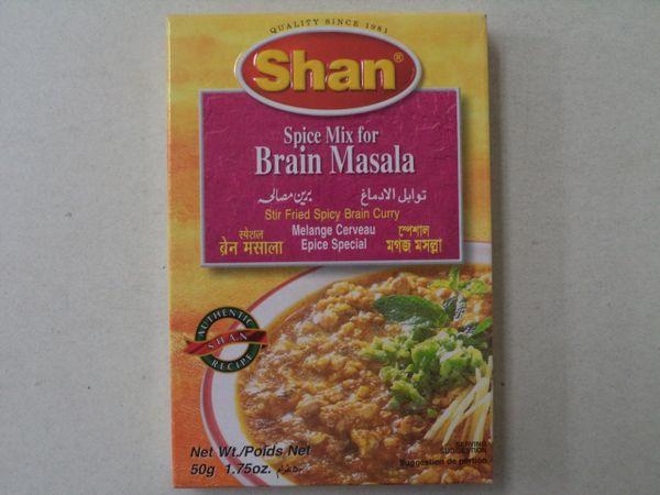 Brain Masala Shan 50 g