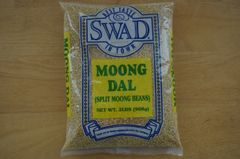 Moong Dal (Split Moong Beans), Swad, 2 Lbs