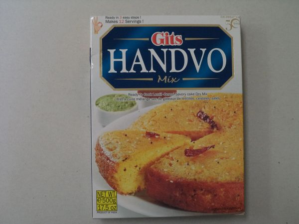 Handvo Mix Gits 500 g