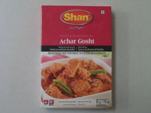 Achar Gosht Shan 50 g