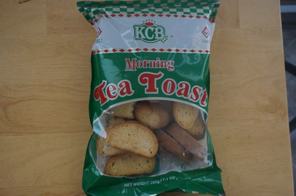Morning Tea Toast, KCB, 200 G