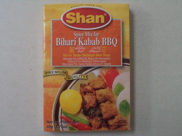 Bihari Kabab BBQ Shan 50 g