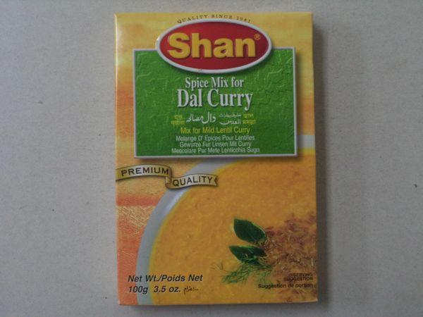 Dal Curry Shan 100 g